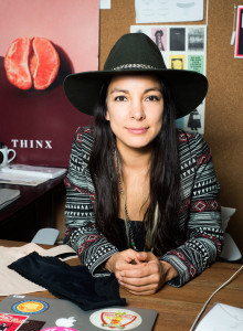 "#14 The 3 Ps of Miki Agrawal, Founder of Thinx & ""Taboo Queen for the Nether Regions"""